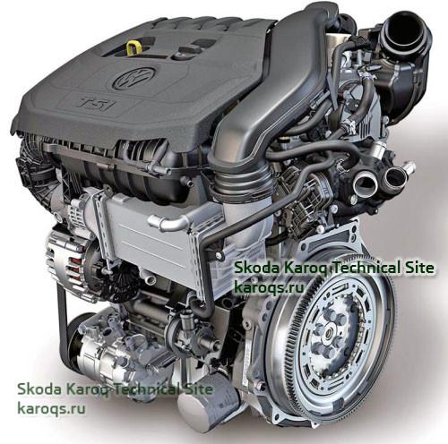 Проблемы двигателя 1,5 TSI EVO - эффект кенгуру