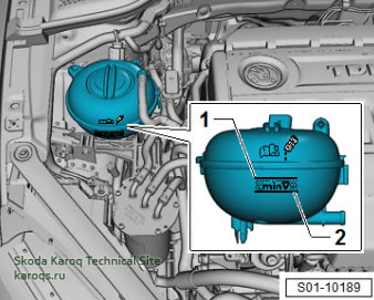 Антифриз G13 для системы охлаждения Шкода Карок