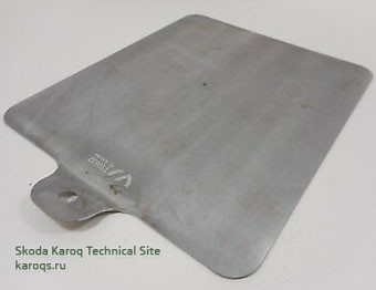 TOOLS T10532 - Cover plate