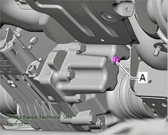Замена масла в муфте Haldex (полный привод)